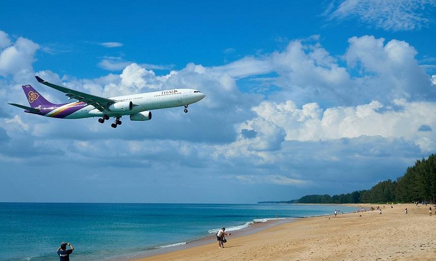 Пляж Най-Янг (Nai Yang Beach)