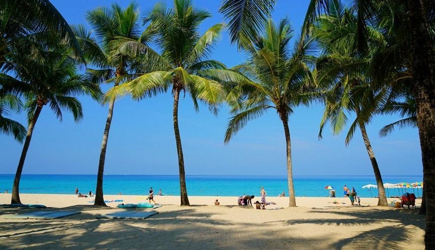 Пхукет пляжи фото