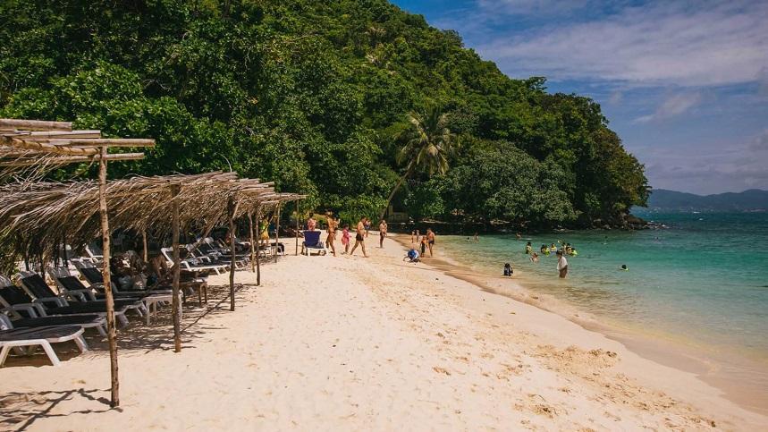 Экскурсия на остров Корал