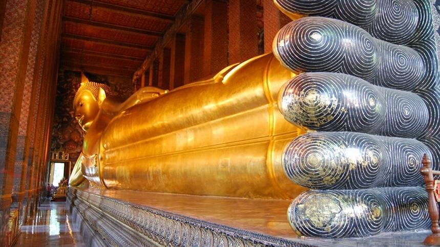 Один из старейших храмов Таиланда