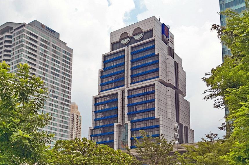 Здание робот в Бангкоке