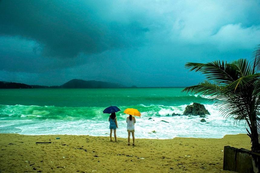 Когда сезон дождей в Таиланде