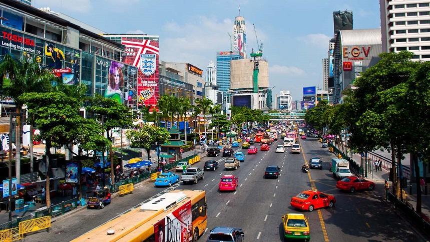 Улицы Паттайи фото