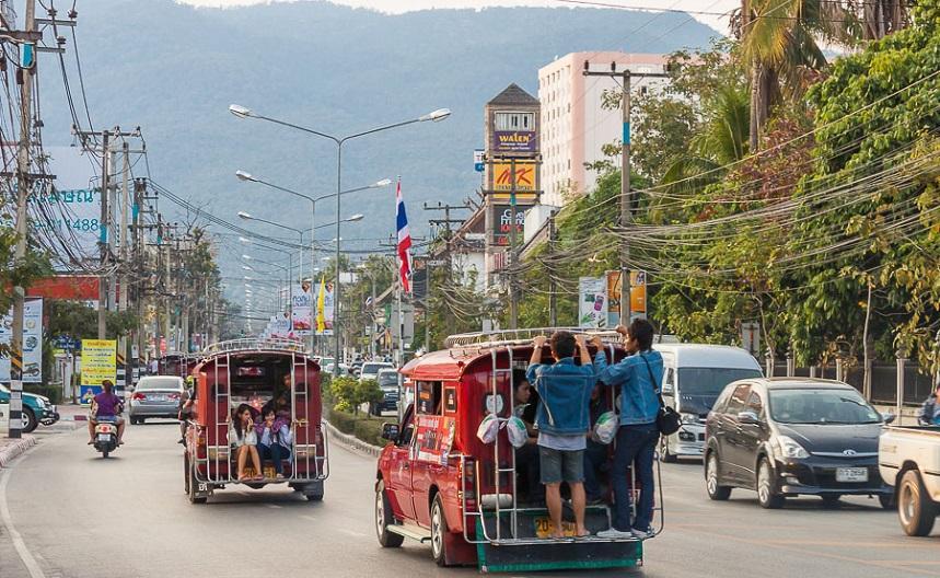 культурная столица Таиланда