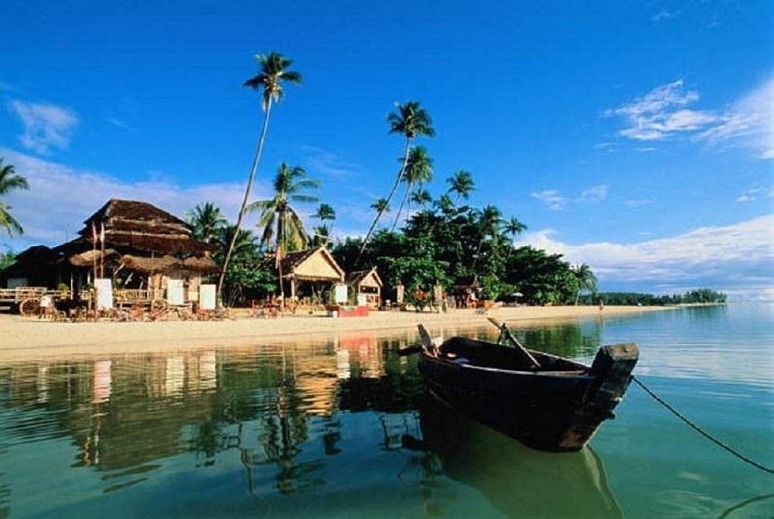 Февраль на острове Самуй