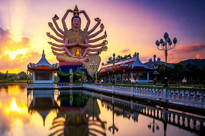 какие курорты Таиланда выбрать на Новый год