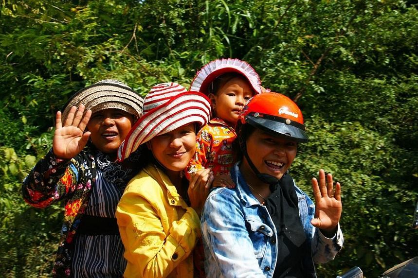 Тайцы – очень необычный народ