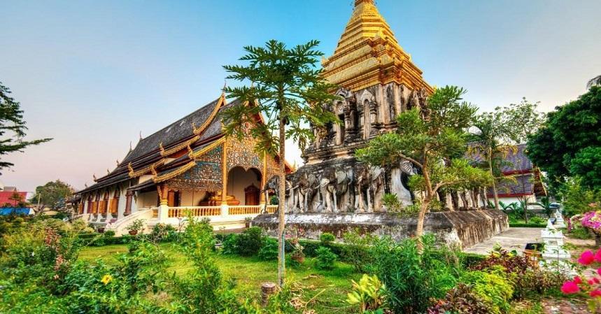 познакомиться с Таиландом