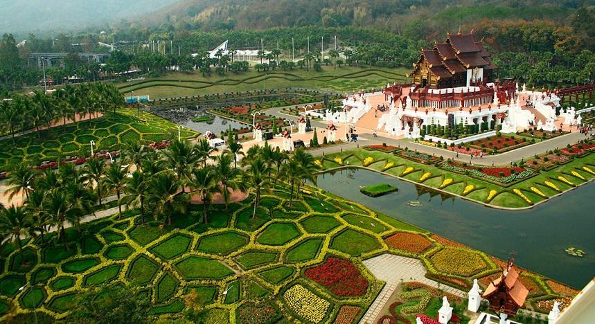 Город Чиангмай