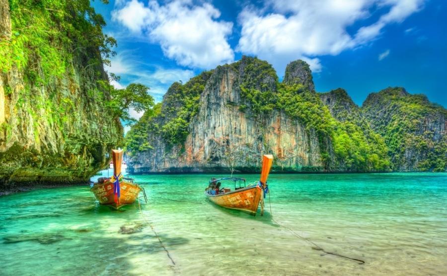 Таиланд сезон для отдыха по месяцам