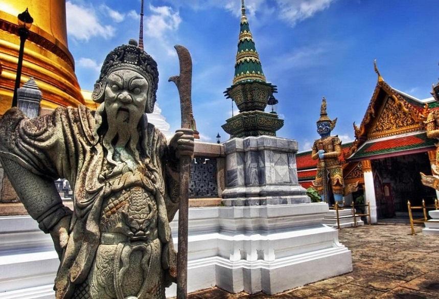 Отдых в Таиланде весной