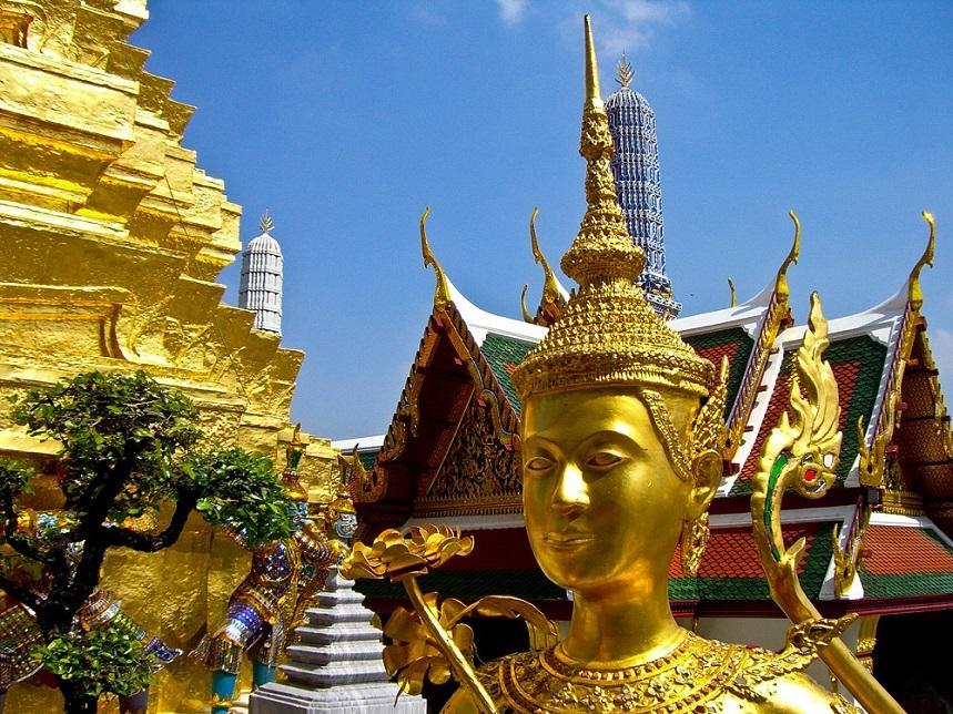 Поехать в Таиланд