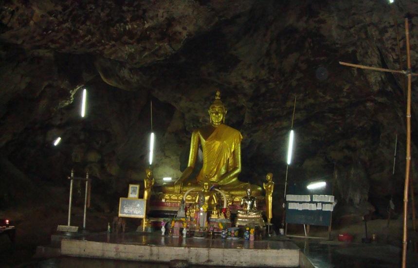 Пещерный храм Паттайя