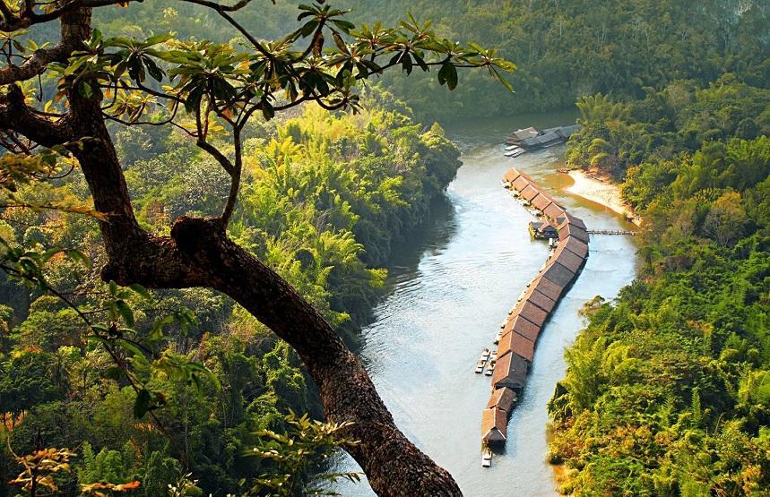 Экскурсия на реку Квай