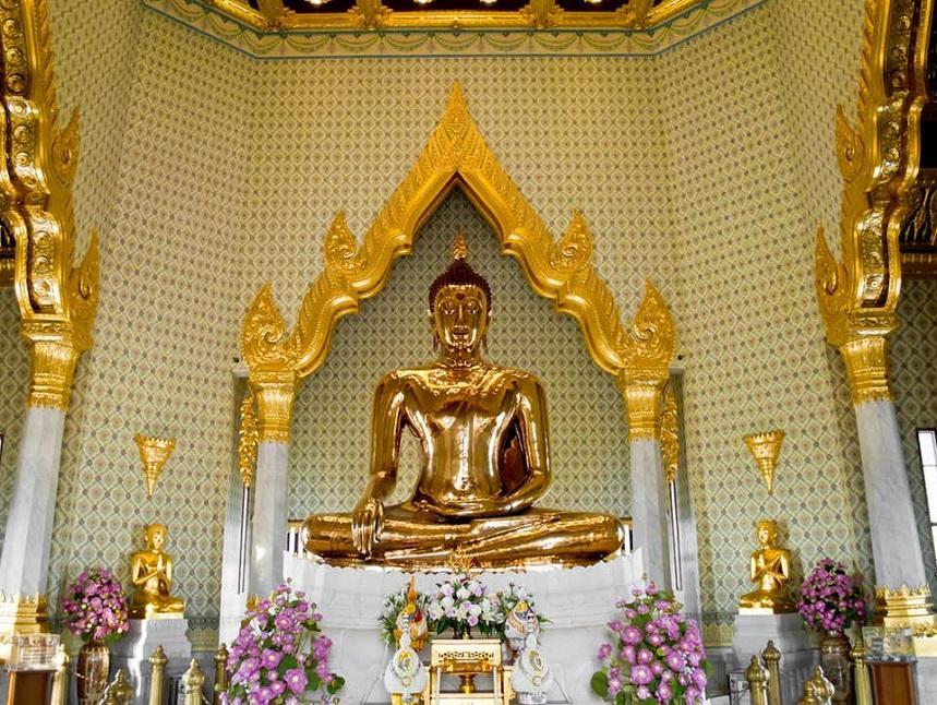 Храм Золотого Будды в Бангкоке