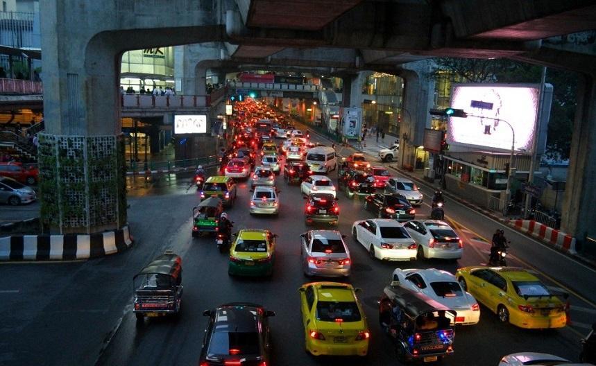 Бангкок – важнейший транспортный узел