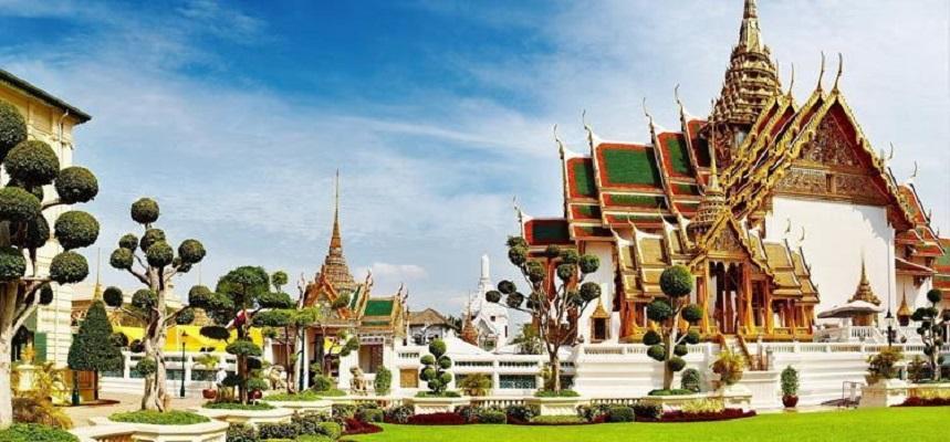 На отдых в Таиланд