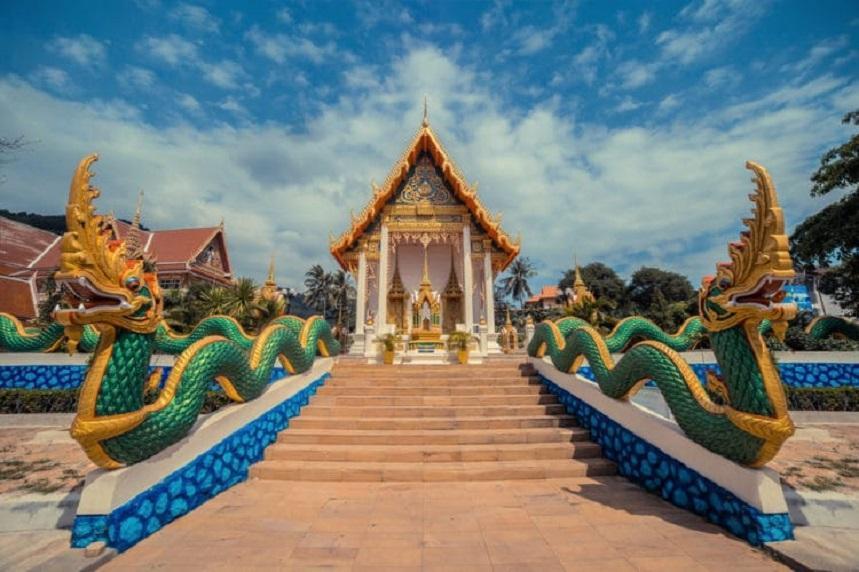 Храм Суват Кхити Кет