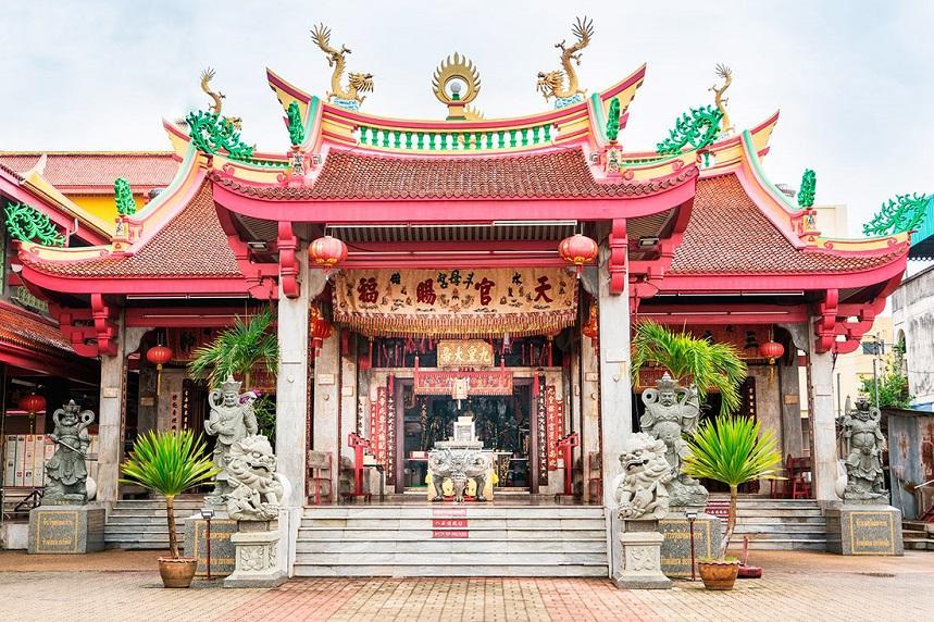 Храм Джуй Туй