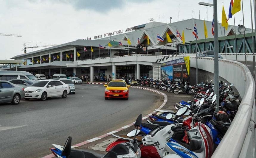 Аэропорты Таиланда Пхукет
