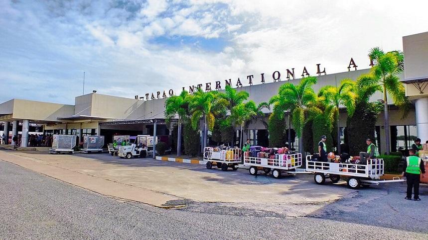 Как выглядит аэропорт паттайи