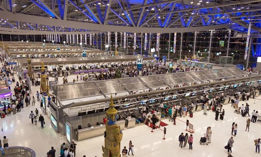Главный аэропорт Таиланда