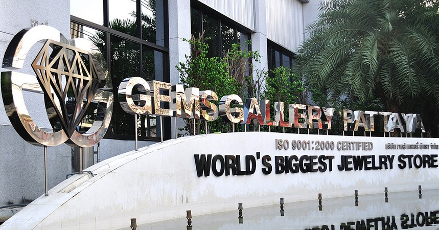 фабрика Gems Gallery