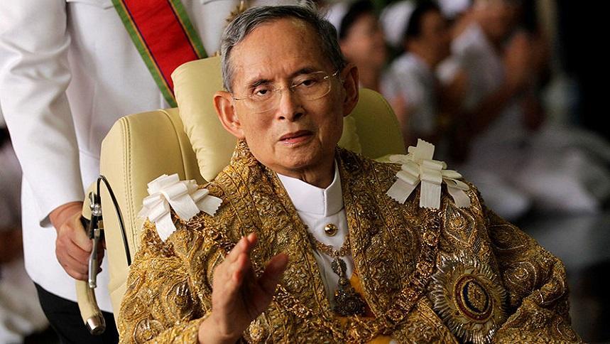 Бывший король Тая