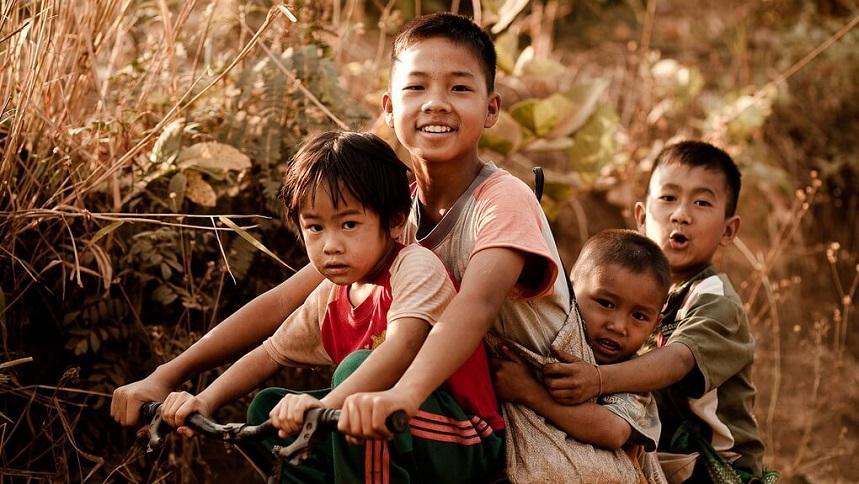 Маленькие тайцы