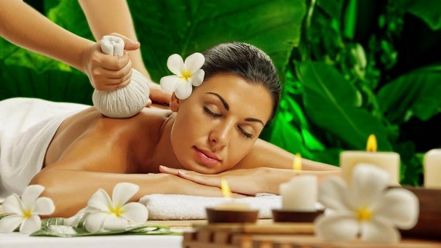 Сходите на тайский массаж