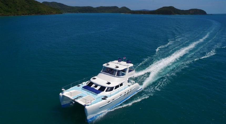 Морские экскурсии в Таиланде
