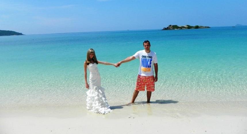 Пляжи Таиланда