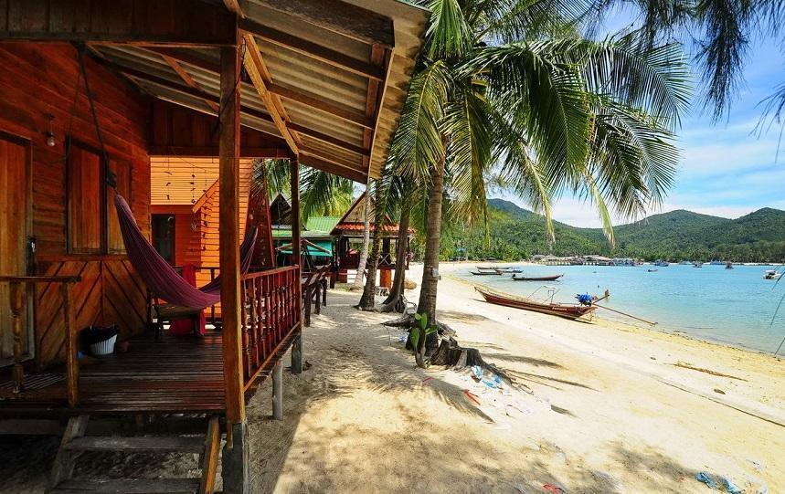 Пханган - полноценный курорт Таиланда