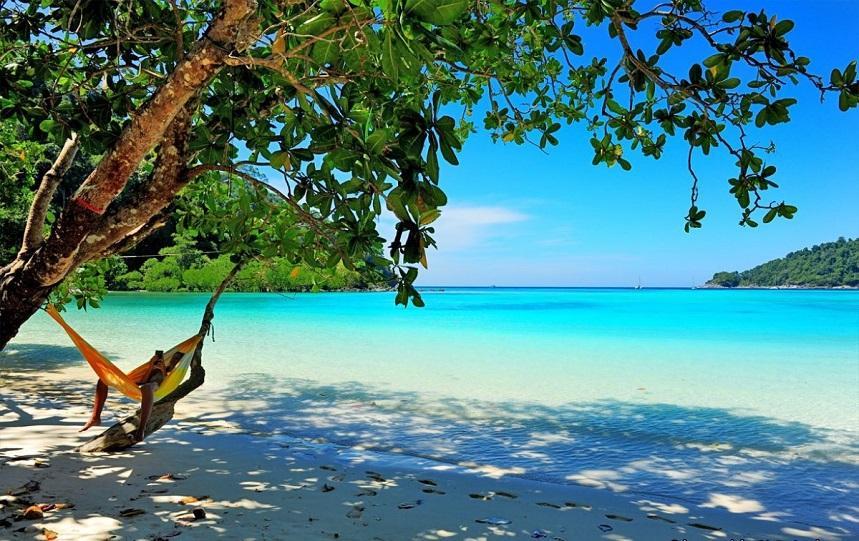 острова Сурин