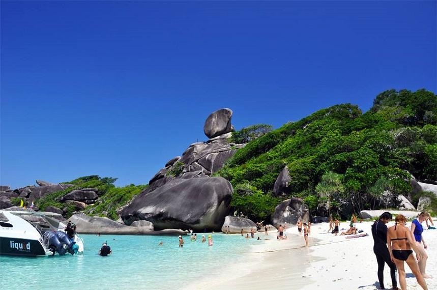 Симиланы – архипелаг