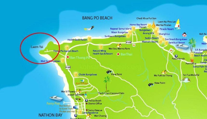 пляж Банг По