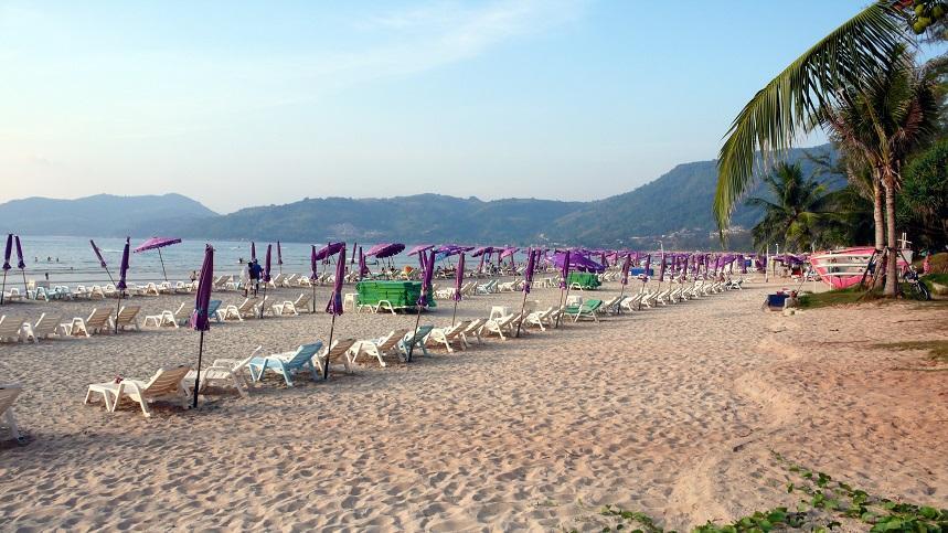 Пляжи Таиланда Патонг