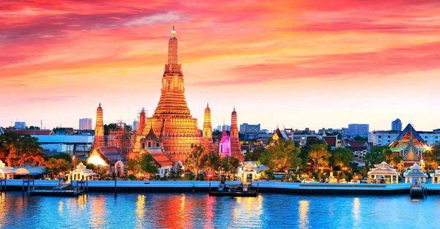 Где находится Таиланд