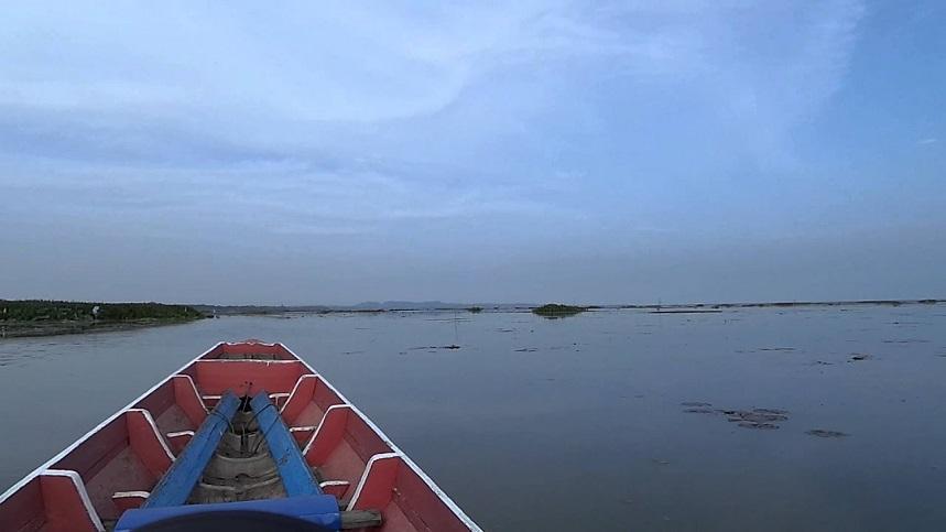 Озеро Тхалепуанг