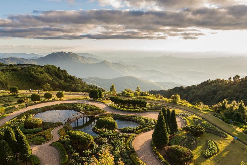 гора Дойинтанон