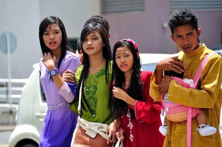 Малайцы