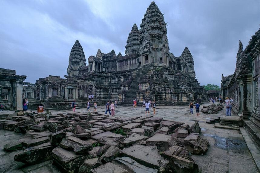 экскурсия к Ангкор Ват