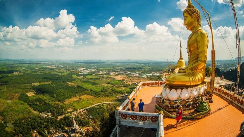 Таиланд - страна очень интересная