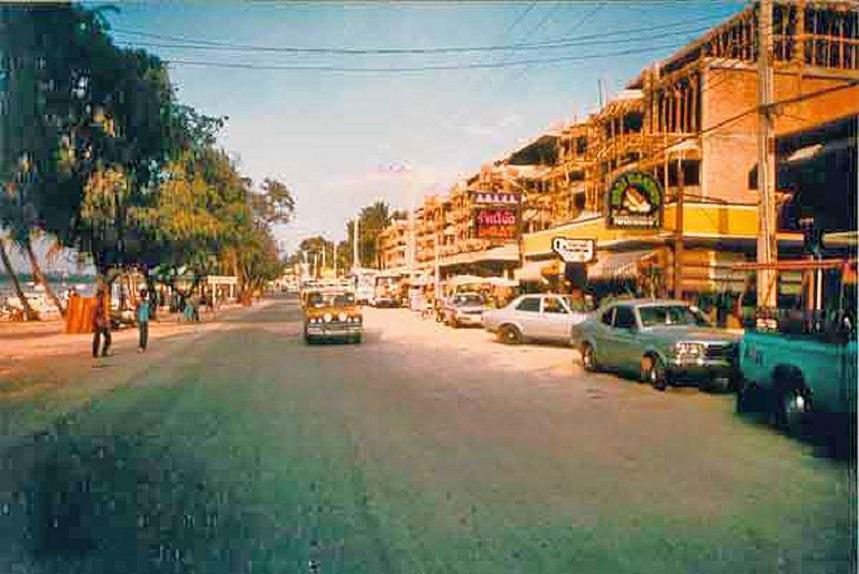 Старое фото Паттайя