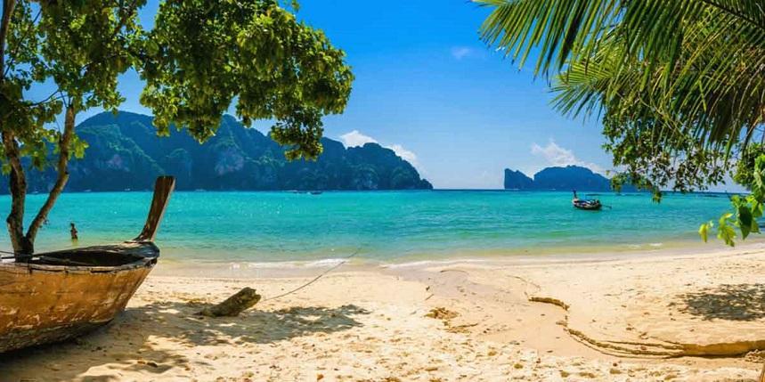 Прекрасный Таиланд фото пляжа