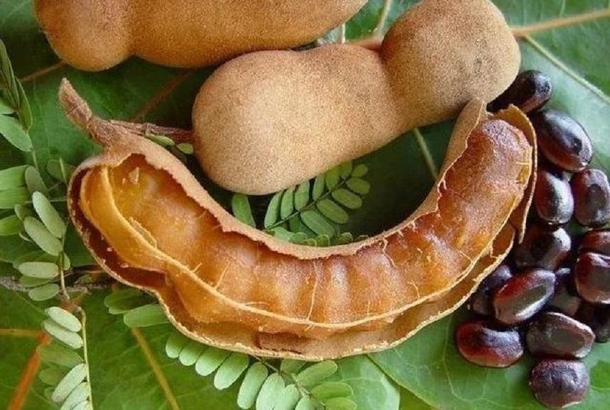 Тамаринд фрукты Таиланда