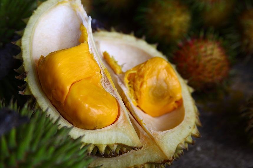 про фрукты Таиланда