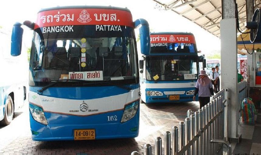 Автобусы из Бангкока в Паттайю