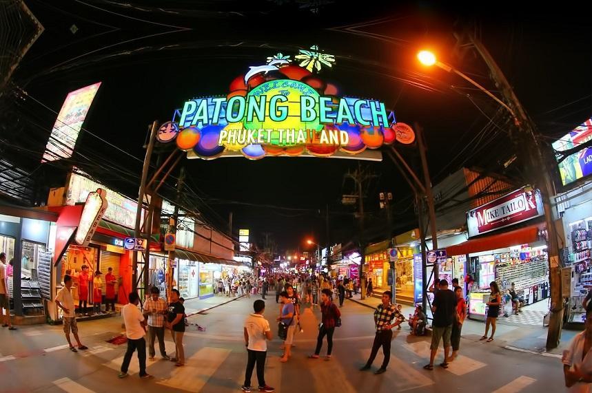 Ночной Патонг
