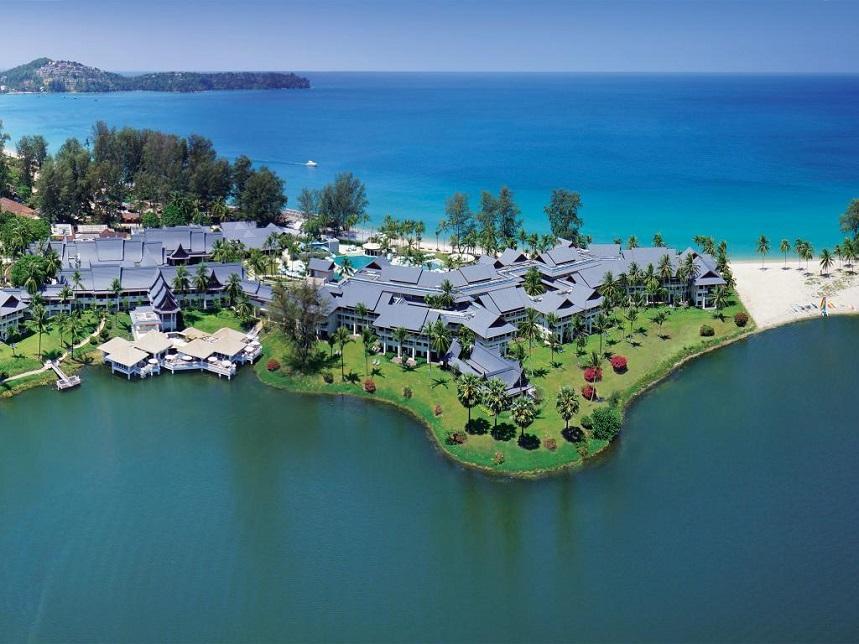 Outrigger Laguna Beach Phuket Resort 5*